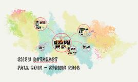 SHSU ROTARACT Fall 2015 - Spring 2016