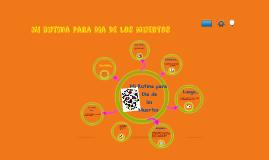 Copy of Mi Rutina para