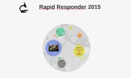 Scholingsdag Rapid Responder 2015