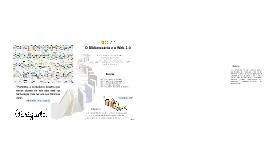 O Bibliotecário e a Web 2.0