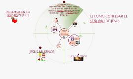 SEÑORIO DE JESUS