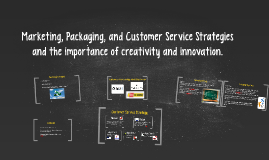 Marketing, Packaging, and Customer Service Strategies