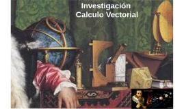 Investigacion Calculo Vectorial