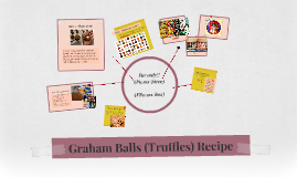 Copy of Graham Balls (Truffles) Recipe