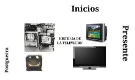Copy of Historia de la televisión