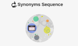 Synonyms Sequence