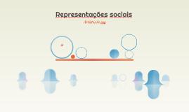 Representações sociais dos artistas de tua