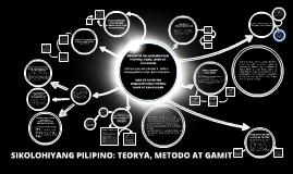 Copy of SIKOLOHIYANG PILIPINO