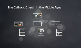 Catholic Church in the Middle Ages