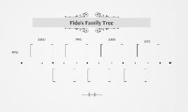 Fido's Family Tree