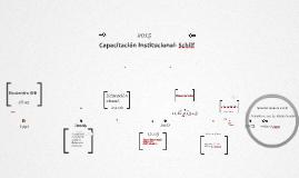 Capacitación Institucional 2015