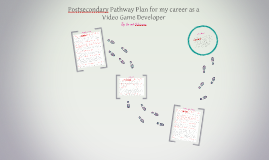 Copy of Postsecondary Pathway Plan