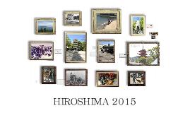 HIROSHIMA 2015