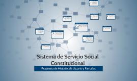 Sistema de Servicio Social Constitucional