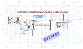Copy of ACCIDENTE OFÌDICO ELAPÌDICO Y CROTÀLICO