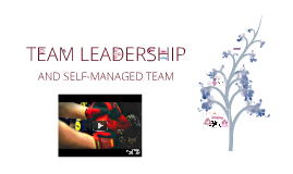 Team and Groups - Leadership