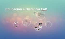 Educación a Distancia EaD