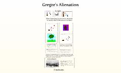Gregor's alienation