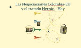 Negociación con Colombia
