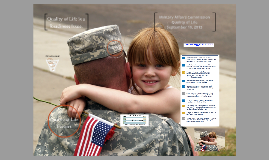 Copy of Service Member Quality of Life