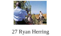 27 Ryan Herring