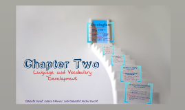 Micro-Teaching Presentation: Chapter Two