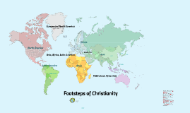 Copy of Footsteps of Christianity