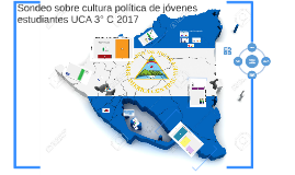 Sondeo sobre cultura política de jóvenes estudiantes UCA 3°