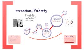 Precocious Puperty