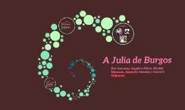 AP Spanish Literature: A Julia de Burgos