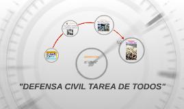 Copy of DEFENSA CIVIL