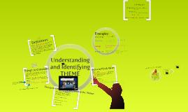 Copy of Identifying Theme