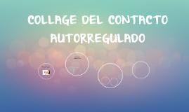 COLLAGE DEL CONTACTO AUTORREGULADO