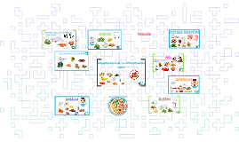 Copy of Alimentación saludable