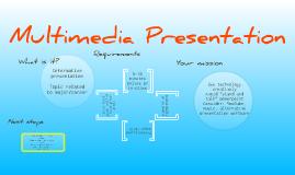 Copy of Multimedia Presentation