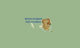 Epístola del Apóstol Pablo a los Efesios