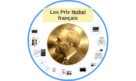Copy of Les Prix Nobel français