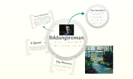 Copy of Bildungsroman : A Journey Story