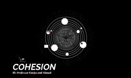 CHOHESION