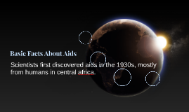 Basic Facts About Aids