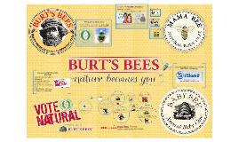 Copy of Burt's Bees: Precios voluntariamente excesivos