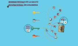 Copy of NORMATIVIDAD DE LA SALUD OCUPACIONAL EN COLOMBIA