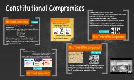 Constitutional Compromises