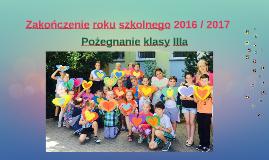 Copy of Zakończenie roku szkolnego 2016 / 2017