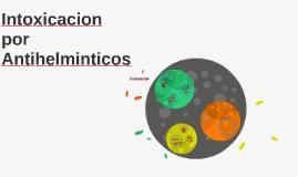 Intoxicacion por Antihelminticos