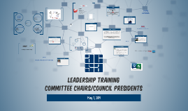 Leadership Training - Committee/Council Presidents
