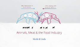 Copy of Animals , Meat & the Food Industry
