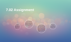 7.02 Assignment