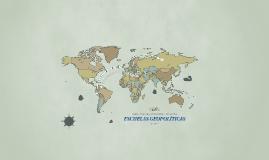ESCUELAS GEOPOLÍTICAS - RUSA, INGLESA, FRANCESA Y PERUANA