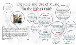 The Role and Use of Music - DETAILED